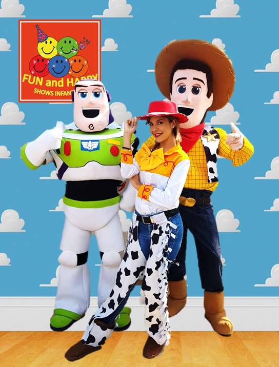 SHOW TOY STORY